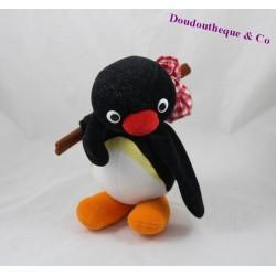 Peluche pingouin Pingu JEMINI 20 cm
