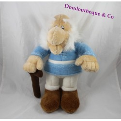 Plush Geriatrix Michael Muhleck Gmbh blue 38 cm old man