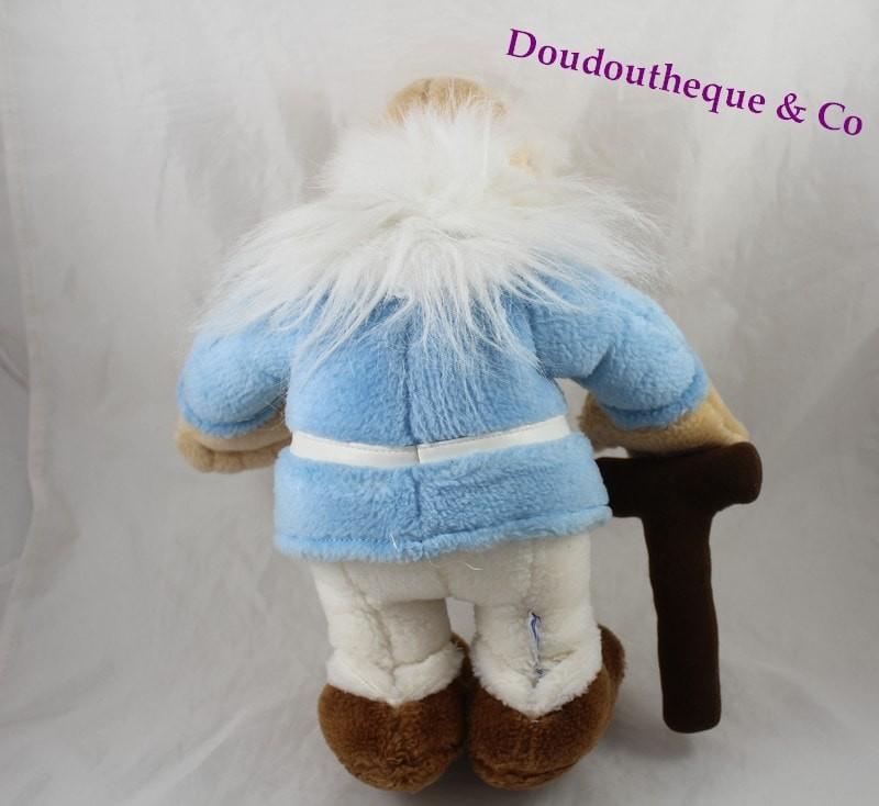 """Peluche Coussin Taille 30,5 cm Goldie Coussin /""""Schtroumpfs/"""" Gnomette"""