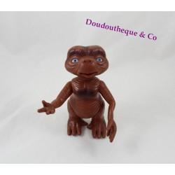 Figurine articulée E.T l'extraterrestre marron plastique 16 cm
