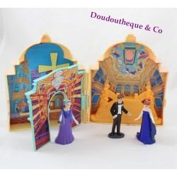 Playset figurines Anastasia FOX 97 GTI Dimitri Reine et décor Opéra