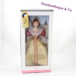 Poupée Barbie Collector Princesse de Hollande MATTEL 25 ans