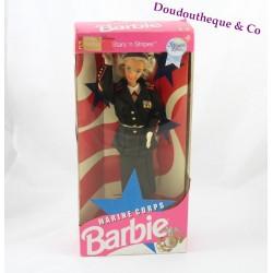 Poupée Barbie Marine Corps MATTEL édition spécial 1991