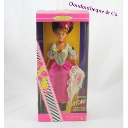 Poupée French Barbie MATTEL Française Poupée du Monde 1996