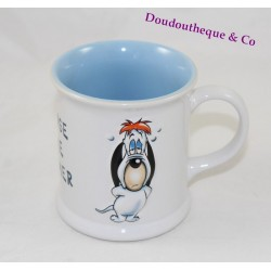 Mug relief Droopy AVENUE OF THE STARS Defense of depress me 10 cm