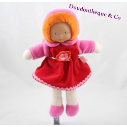 Don doll COROLLA Miss Grenadine 25 cm red dress