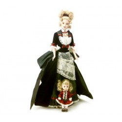 Doll Barbie Victorian Holiday MATTEL limited edition