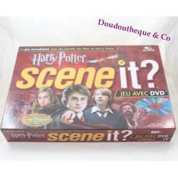 Jeu de société Scène it ? Harry Potter rouge jeu avec DVD complet
