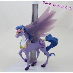 Figurine Amaru cheval QUICK Lolirock mascotte cheval ailé PVC 15 cm