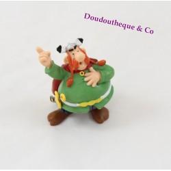 Figurine chef Abraracourcix PLASTOY Astérix et Obélix 10 cm pvc