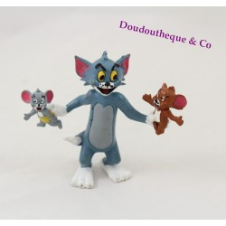 Figurine Tom & Jerry COMICS SPAIN pvc Tom avec deux souris 8 cm