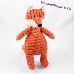 Peluche Cordy Fox JELLYCAT renard orange 27 cm