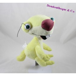 Plush Sid TCC yellow 23 cm ice age
