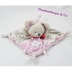 Doudou flat mouse MOTS OF NEW stars 19 cm
