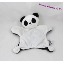 ZOOPARC DE BEAUVAL panda flat comforter white black 21 cm