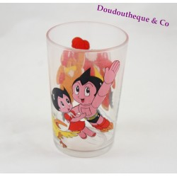 Glass Daffy Duck Looney Tunes Warner Bros AMORA mustard