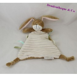 Rabbit flat comforter RAIMBOW DESIGNS Guess how much I Love You ribbed beige 24 cm