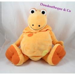 Range pyjama dinosaure Casimir TOMY l'île aux enfants 40 cm