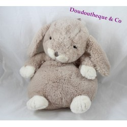 Plush range Pajama Bunny ETAM beige 40 cm hot water bottle