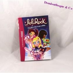 Livre LoliRock LA BIBLIOTHEQUE ROSE Les peluches ensorcelées
