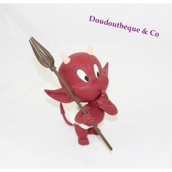 Statuette résine diable rouge DEMONS ET MERVEILLES Hot Stuff Harvey Comics 18 cm