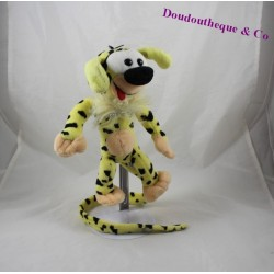 Plush Marsupilami Teddy MARSU2002 yellow stains black 25 cm