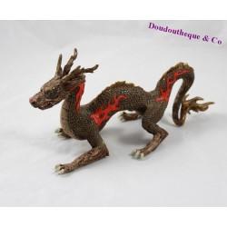 Figurine dragon PAPO 2010 Dragon du soleil levant