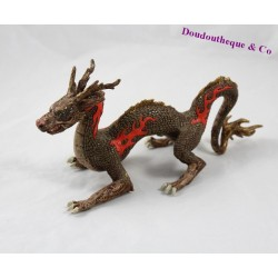PAPO 2010 Dragon of the rising sun dragon figurine