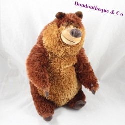 Teddy bear Boog Brown 36 cm forest rebels JEMINI