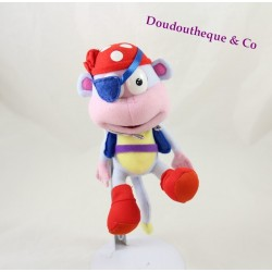 Plush monkey slipper NICKELODEON pirate friend of Dora 20 cm