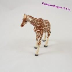 Figurine girafe SCHLEICH Animaux de la savane pvc 15 cm