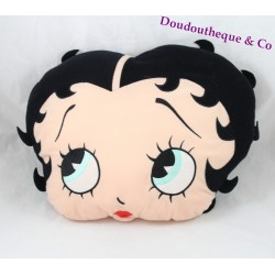 Coussin tête Betty Boop LOONEY TUNES peluche 35 cm