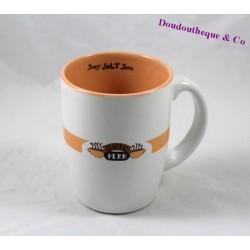 Mug céramique Central Perk WARNER BROS Friends blanc 10 cm