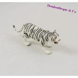Figurine tigre blanc BULLYLAND Bully pvc 6 cm