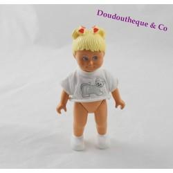 Poupée blonde LEGO DUPLO t-shirt chat vintage 15 cm