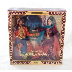 Poupées de collection Barbie MATTEL Arabian Nights édition limitée