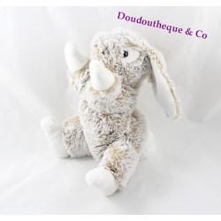 Plush rabbit SOFT beige hair FRIENDS long 22 cm