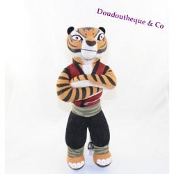 Peluche Kung Fu Panda tigre DREAMWORKS Maitre Tigresse 33 cm