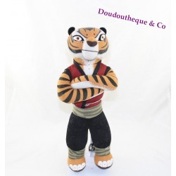 Plush Kung Fu Panda Tiger DREAMWORKS master Tigress 33 cm