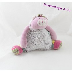 Chat MOULIN ROTY Pachats violet 19 cm