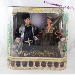 Collection Barbie MATTEL Romeo & Juliet limited edition dolls