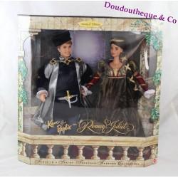 Poupées de collection Barbie MATTEL Romeo & Juliet édition limitée
