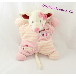 "Don semi flat mouse NICOTOY KIABI ""I'm a mouse like this"" 24 cm"