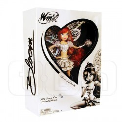 Poupée de collection Bloom Winx Club Silver comic-con limited edition