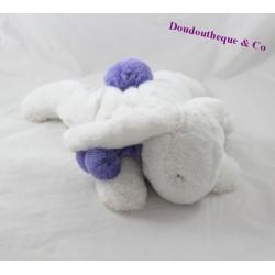 Doudou rabbit DOUDOU and company Pompom Lavender DC2685 35 cm