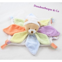 Teddy bear comforter DOUDOU ET COMPAGNIE My blanket to me 20 cm