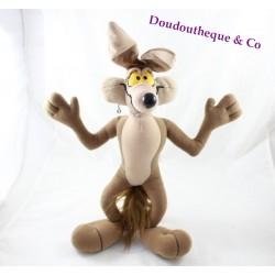 Peluche Vill le coyote TRUDI Looney Tunes Warner Bros 39 cm