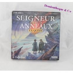 Jeu de société Le Seigneur des Anneaux La Quête Tilsit Editions Complet
