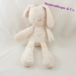 Plush Bunny beige sewing MAMAS & PAPAS in the 35 cm back