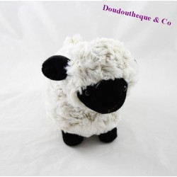 Sheep Doudou RODADOU RODA black beige 20 cm